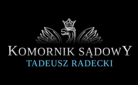 Komornikwpiasecznie – komornik Tadeusz Radecki