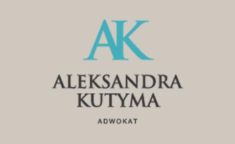 Aleksandra Kutyma – Adwokat